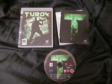 PS3 : TUROK - Completo, ITA !