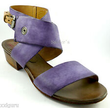 AIRSTEP A.S.98 Italy Sandalette 36 LEDER Lila Antik Sandale Damen Schuh Edel NEU