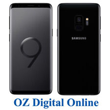 Samsung Galaxy S9 G960FD - 128GB - Midnight Black Smartphone