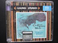 Audiophile Living Stereo Hybrid SACD: Monteux, BSO/CSO, Franck, Stravinsky,