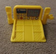 Fisher Price Little People Construction Walmart Gas Station YELLOW FENCE Part