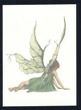 PIXIE FAIRY Temporary Tattoo green wings