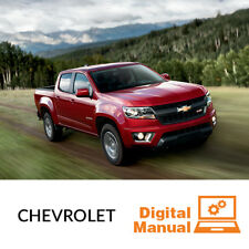 Chevrolet Truck - Service and Repair Manual 30 Day Online Access