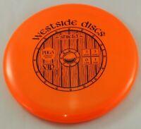 NEW VIP Shield 173g Putter Westside Discs Orange Disc Golf at Celestial