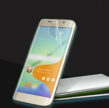 Full Curved TPU Ultra Clear Screen Protector New For Samsung galaxy s6 edge