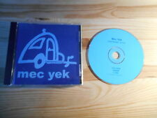 CD Pop Mec Yek - Caravan 2002 (5 Song) PRIVATE PRESS
