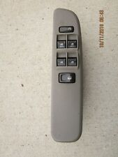 06 - 09 ISUZU ASCENDER S LS DRIVER SIDE MASTER POWER WINDOW SWITCH 15857287