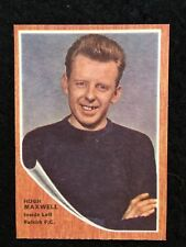 A&BC 1964 Scottish Footballers Green Back Quiz Hugh Maxwell St. Mirren FC No 18