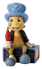 Disney Traditions Jim Shore Ornament Jiminy Cricket Mini Figurine from Pinocchio