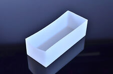 Silicone Liner Mold Loaf Soap Making Baking Tools DIY Cake Bread Toast Moulds