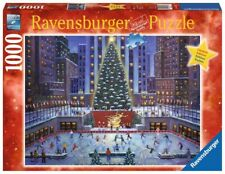 Ravensburger NYC Christmas 1000 PIece  Jigsaw Puzzle Limited Edition New Sealed