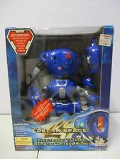 1997 Trendmasters Lost in Space Electronic Talking Remote Control Robot