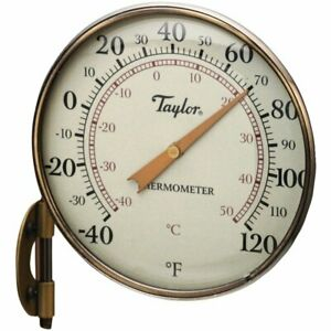 """Taylor 481bzn Heritage Collection Dial Thermometer [4.25""""]"""