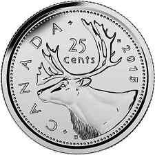 $0.25 2010 Canadian Specimen Quarter