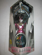 1995 MIGHTY MORPHIN POWER RANGER - PINK RANGER ACTION FIGURE BY BAN DAI - NOS