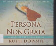 PERSONA NON GRATA by RUTH DOWNIE ~UNABRIDGED CD AUDIOBOOK