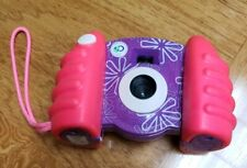 Discovery Kids Digital Camera & Video Rough n Tough Pink In Color Excellent Cond