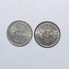 1942, 1/10 Gulden Netherlands Silver a Lot of 2 Value Coins