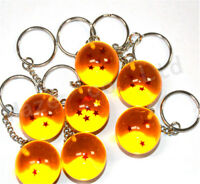 Heißer Anime Dragon Ball 2,7cmHarz Auto Schlüssel Ketten Keyring Tolles Geschenk