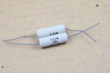 Lot Of 2 Irc Resistor 332meg Ohm 332m 1 Precision Milspec Metal Film Nos Vtg