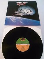 CHUCK BERRY - ROCKIT LP EX!!! UK 1ST PRESS ATLANTIC K50648
