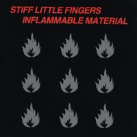 x6 60mm Vinyl Stickers punk stranglers car laptop wall stiff little fingers rock