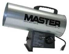 MASTER MH-40-GFA 40,000BTU Propane Air Heater