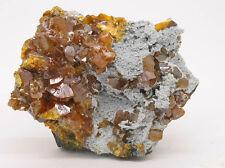 1515 (vjx) auripigment Orpiment, Twinn Creeks miniera usa mineraux specimen STADIO
