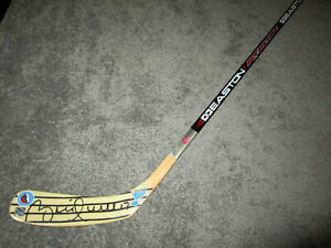 BRETT HULL St Louis Blues Autographed SIGNED Hockey Stick w/ CSI COA