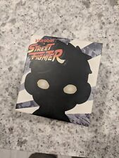 Kidrobot Street Fighter NYCC 2013 Exclusive New York Comic Con Gold Ryu Figure