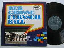 LUPO LP Gabbe & orchestra-il grande fernsehball-VG + + Sputnik FLY CUCARACHA