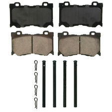 Disc Brake Pad Set Front Federated D1346C