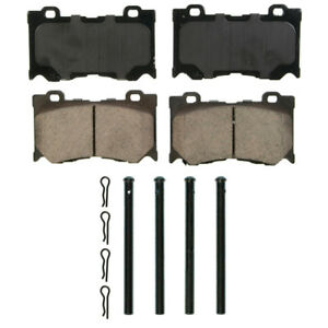Disc Brake Pad Set-SST Front Federated D1346C