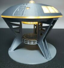 Jupiter 2 [from Lost in Space] - with Light & Gantry Stand - small