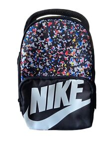 New Nike Lunch Bag Insulated  Thermal Cooler Colorful Mosaic