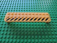 LEGO ® Pietre Tetto 45 ° Bricks 2x8 #4445 Diversi Colori numero di pezzi