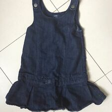 Babygap Denim Swing Dress 4T