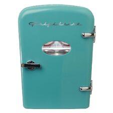 Frigidaire Efmis129 Blue Retro Mini Refrigerator 6 Can