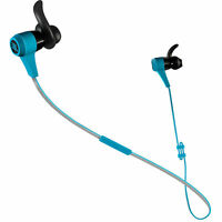New JBL Synchros Reflect BT In-Ear Bluetooth Sport Headphones Blue FREE SHIPPING