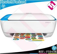 MULTIFUNCION HP DESKJET 3639 IMPRESORA A COLOR CON ESCANER IMPRESION A4 USB WIFI