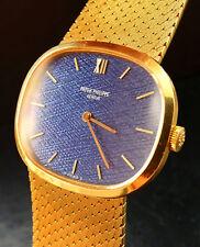 Patek Philippe Ellipse 3545 Yellow Gold 18K 750 Vintage Luxury Men's Watch 1972
