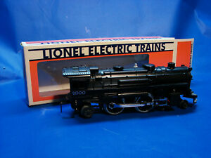 2000 Lionel Uncataloged Millennium 2000 Steam 027 Locomotive 4-4-2, Mint/Box
