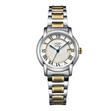 Ladies Rotary Les Originales Caviano Bracelet Watch With Sapphire Crystal.