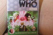 Doctor Who - KINDA - Dr Who is Peter Davison - Janet Fielding & Nerys Hughes