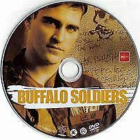 Buffalo Soldiers (DVD, 2006) // New // No Cover // Disc & case only