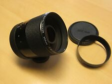Nikon Reflex-Nikkor 500mm F8 Mirror Lens - Smaller Version - Excellent Condition