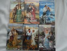 SIX (6) AVON TRUE ROMANCE for teens paperbacks: Karen Hawkins; Lorraine Heath;