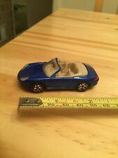 Matchbox Mattel Blue Porsche 911 Carrera Cabriolet Very Nearly Mint Condition