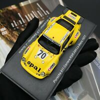 New 1/43 Spark Porsche 911 Carrera RSR #70 24H Le Mans LM 1977 car model S7512