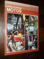 PETITES ET GROSSES MOTOS - R. Patrignani M. Colombo 1971